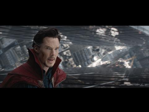 Trailer for Doctor Strange