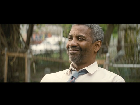 Trailer for Fences
