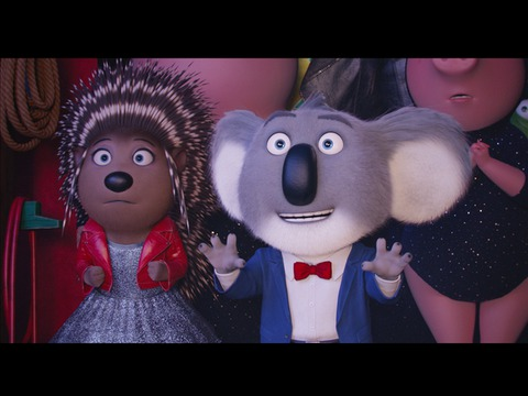 Trailer for Sing