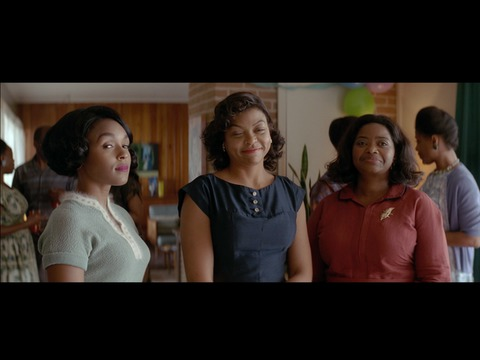 Trailer for Hidden Figures