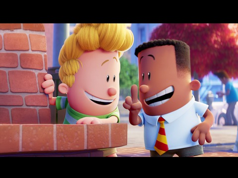 Trailer for Captain Underpants: The First Epic Movie