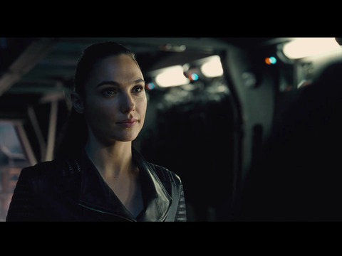 Trailer for Justice League