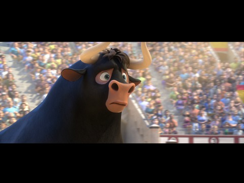 Trailer for Ferdinand