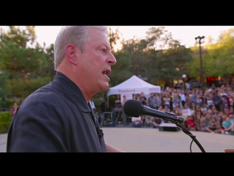 Trailer for An Inconvenient Sequel: Truth to Power