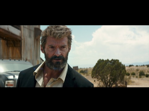 Trailer for Logan