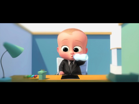 Trailer for The Boss Baby