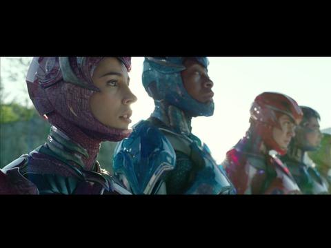 Trailer for Power Rangers