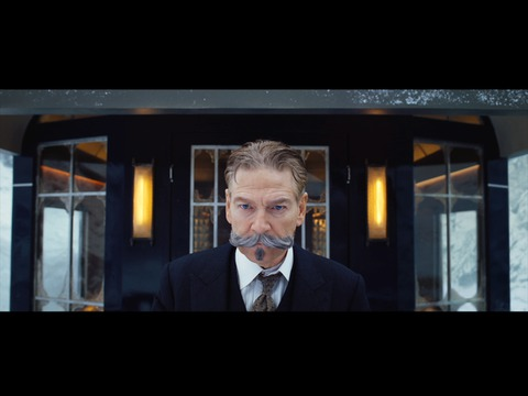 Trailer for Murder on the Orient Express