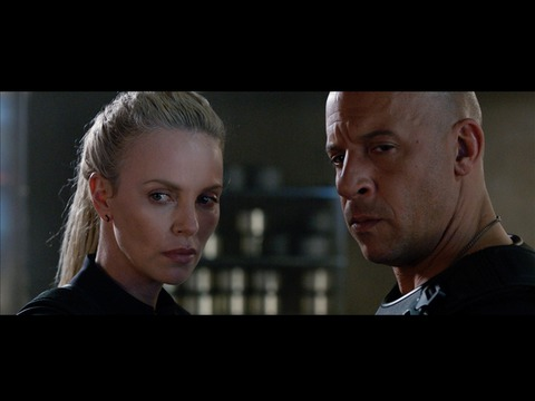 Trailer for The Fate of the Furious