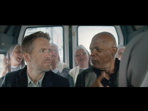 Trailer for The Hitman's Bodyguard