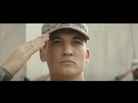 Trailer for Thank You for Your Service