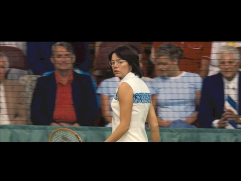 Trailer for The Battle of the Sexes