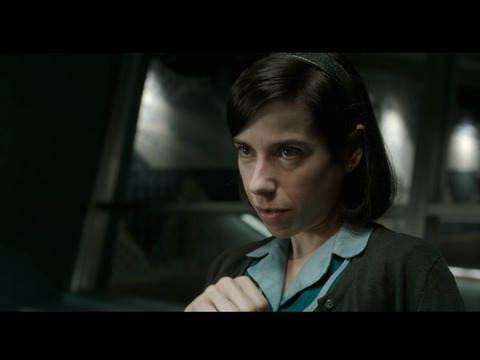 Trailer for The Shape of Water
