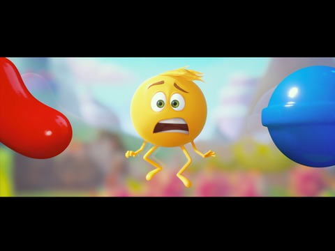 Trailer for The Emoji Movie