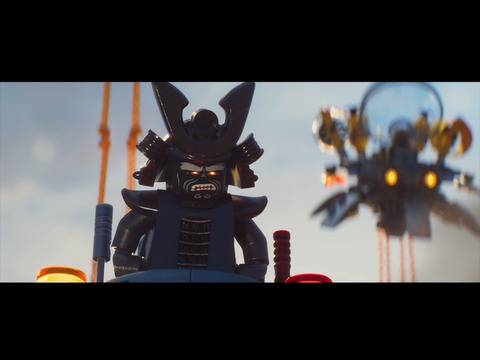 Trailer for The LEGO Ninjago Movie