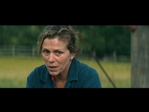 Trailer for Three Billboards Outside Ebbing, Missouri