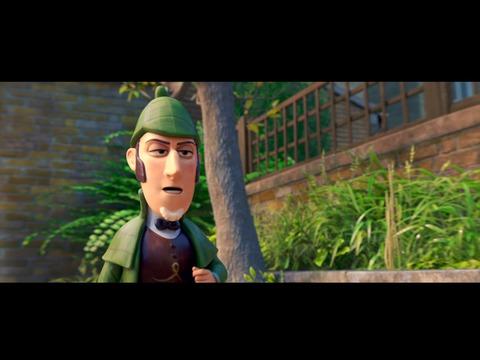 Trailer for Sherlock Gnomes