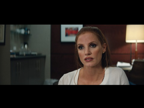 Trailer for Molly's Game
