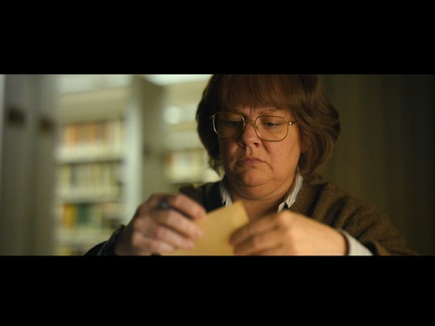 Trailer for Can You Ever Forgive Me?