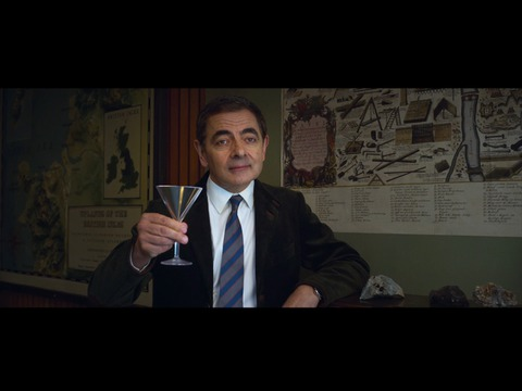 Trailer for Johnny English Strikes Again