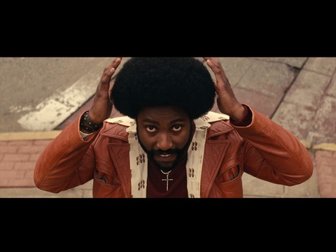 Trailer for BlacKkKlansman