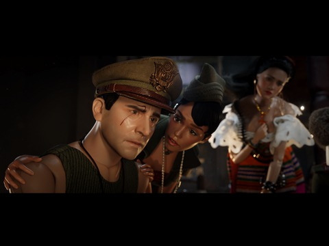 Trailer for Welcome to Marwen