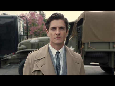 Trailer for Unbroken: Path to Redemption