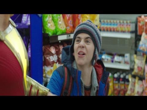 Trailer for Shazam!