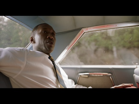 Trailer for Green Book