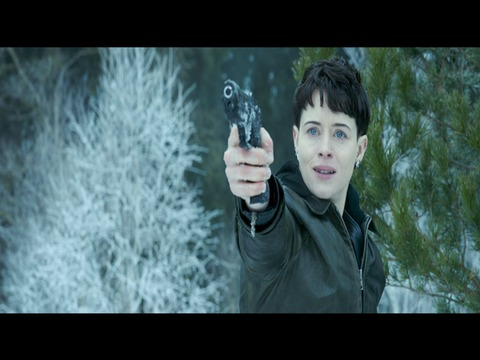 Trailer for The Girl in the Spider's Web