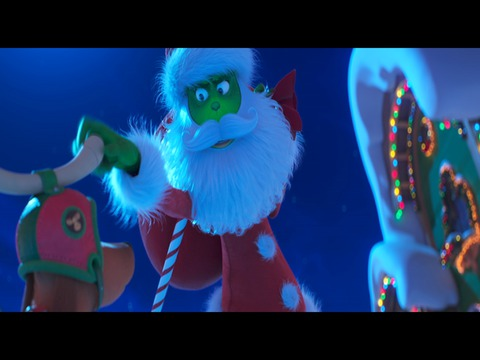 Trailer for Dr. Seuss' The Grinch