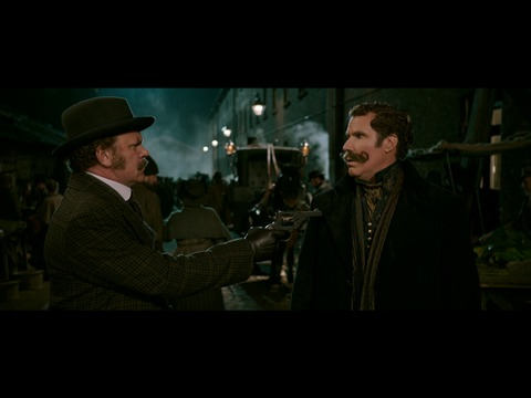 Trailer for Holmes & Watson