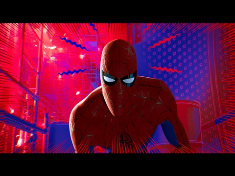 Trailer for Spider-Man: Into the Spider-Verse