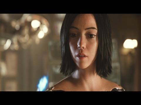 Trailer for Alita: Battle Angel