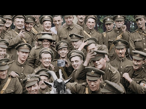 Trailer for They Shall Not Grow Old