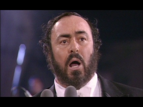 Trailer for Pavarotti Premiere Screening Event