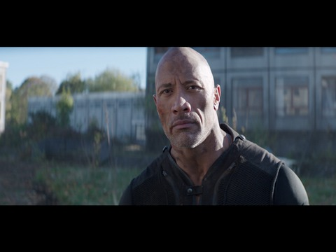 Trailer for Fast & Furious Presents: Hobbs & Shaw