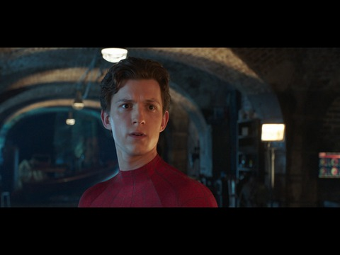 Trailer for Spider-Man: Far From Home