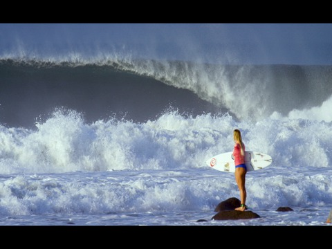 Trailer for Bethany Hamilton: Unstoppable