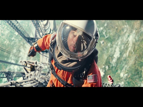 Trailer for Ad Astra
