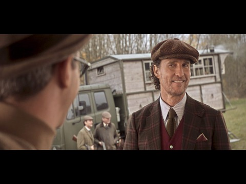 Trailer for The Gentlemen
