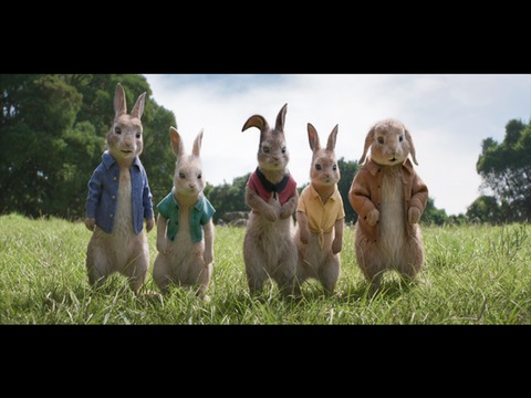 Trailer for Peter Rabbit 2: The Runaway