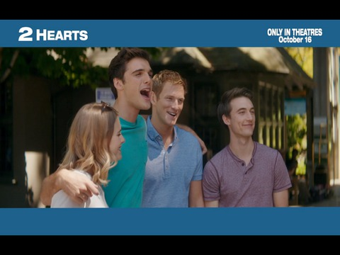 Trailer for 2 Hearts